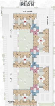 Savvy Studioz Cluster Plan