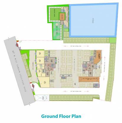 Primarc Aangan Cluster Plan