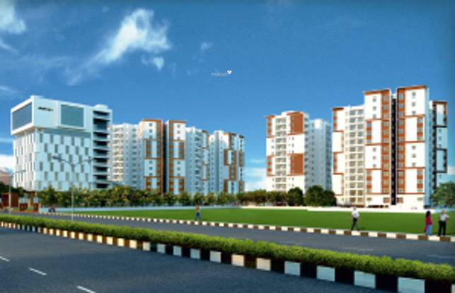 Akshaya Tango Compact Homes Elevation