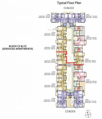 Anik One Rajarhat Cluster Plan