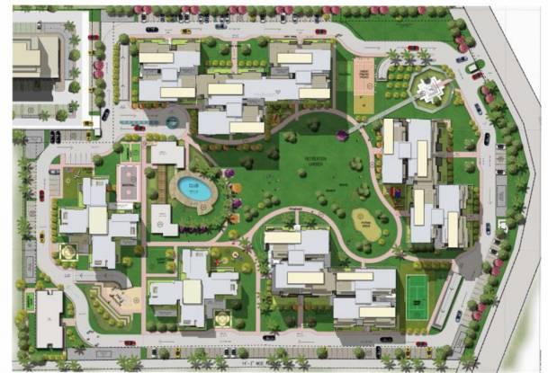 Sushma Grande Next Site Plan