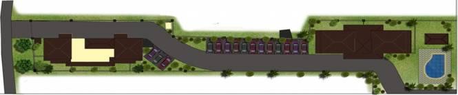 Palacio Asoka Vann Site Plan