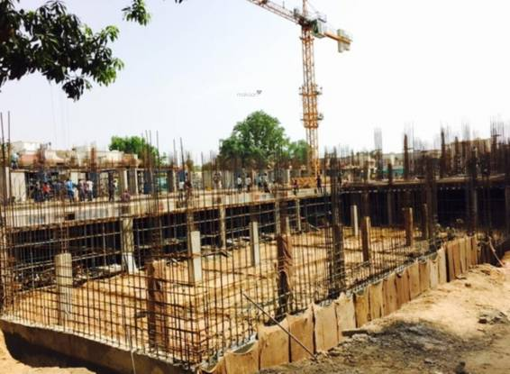 Goyal Orchid Divine Construction Status