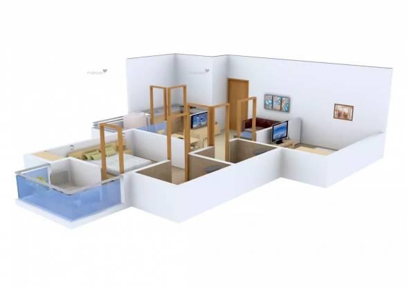945 sqft, 2 bhk Apartment in Vasu Fortune Residency Raj Nagar Extension, Ghaziabad at Rs. 30.2400 Lacs