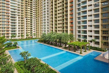 1500 sqft, 3 bhk Apartment in Sheth Vasant Oasis Andheri East, Mumbai at Rs. 3.0000 Cr