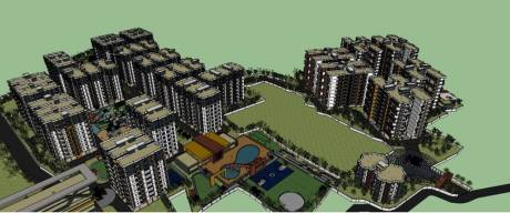 1054 sqft, 2 bhk Apartment in Builder Diamond City Oyna, Ranchi at Rs. 29.5100 Lacs