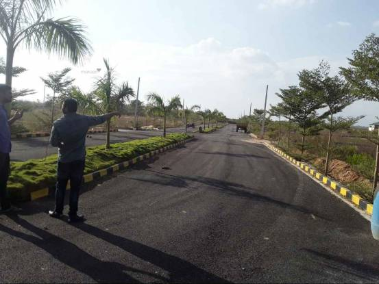 1575 sqft, Plot in Builder Vindhya county Shamirpet, Hyderabad at Rs. 25.0000 Lacs