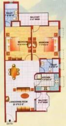 1125 sqft, 2 bhk Apartment in Jaipuria Sunrise Greens Apartment Ahinsa Khand 1, Ghaziabad at Rs. 52.0000 Lacs