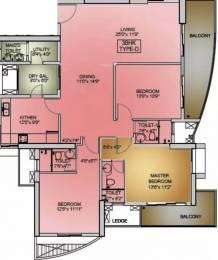 2188 sqft, 3 bhk Apartment in Tata Tritvam Marine Drive, Kochi at Rs. 1.9500 Cr