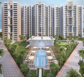 885 sqft, 2 bhk Apartment in  Spring Meadows Techzone 4, Greater Noida at Rs. 27.4300 Lacs