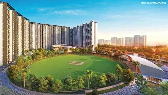 1404 sqft, 3 bhk Apartment in Eldeco Live By The Greens Sector 150, Noida at Rs. 65.4200 Lacs