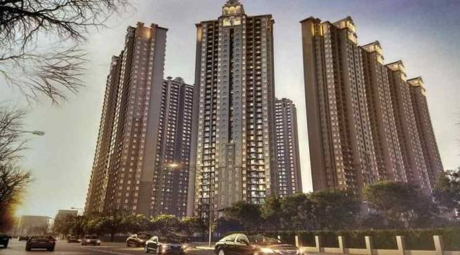 1400 sqft, 3 bhk Apartment in ATS Pious Hideaways Sector 150, Noida at Rs. 62.1000 Lacs