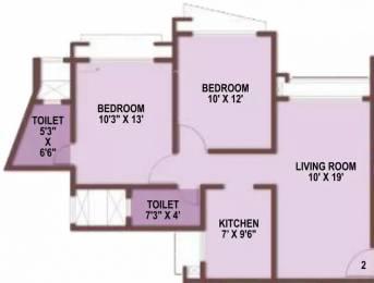 1015 sqft, 2 bhk Apartment in Gurukrupa Marina Enclave Malad West, Mumbai at Rs. 1.4500 Cr