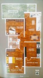 1251 sqft, 2 bhk Apartment in Builder Project Friends Colony, Nagpur at Rs. 55.0000 Lacs