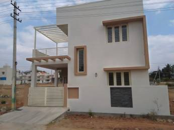 1450 sqft, 3 bhk Villa in Builder Project Bogadi Road, Mysore at Rs. 65.0000 Lacs
