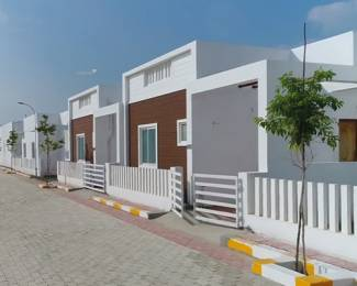 1445 sqft, 3 bhk Villa in Builder VNCT Lotus VillasMadurai Pudhu Thamaraipatti, Madurai at Rs. 38.0000 Lacs