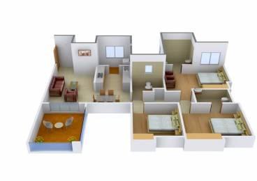 1530 sqft, 3 bhk Apartment in Rachana Bella Casa Sus, Pune at Rs. 95.0000 Lacs