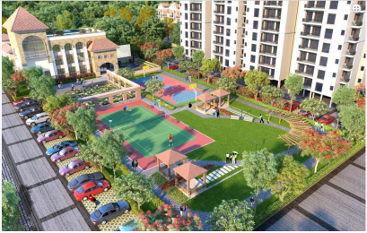 1455 sqft, 3 bhk Apartment in SBP City Of Dreams Sector 116 Mohali, Mohali at Rs. 42.9000 Lacs