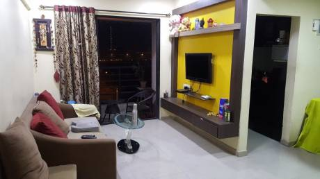 725 sqft, 1 bhk Apartment in Arihant Aarohi Sil Phata, Mumbai at Rs. 47.0000 Lacs