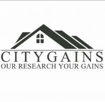 City gains