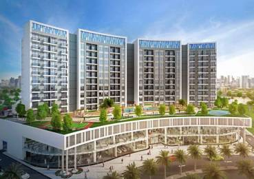 500 sqft, 1 bhk Apartment in Danube Wavez Residence Liwan, Dubai at Rs. 77.0000 Lacs