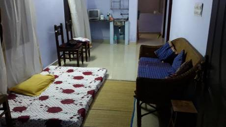 750 sqft, 2 bhk Apartment in Builder geeta tower Baguiati Saha Para, Kolkata at Rs. 8500