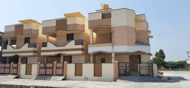 600 sqft, 1 bhk IndependentHouse in Builder VM Builders Abi Akshaya Nagar Chengalpattu, Chennai at Rs. 12.0000 Lacs