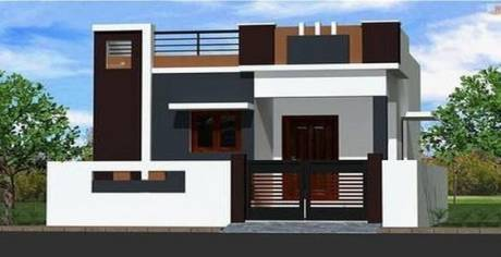 1200 sqft, 2 bhk Villa in Builder Magnificent Art Deco Style Family Home On Quiet Street Hebbal, Bangalore at Rs. 61.0000 Lacs
