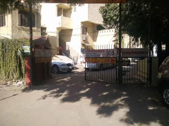 1150 sqft, 3 bhk Apartment in Builder Project Sheikh Sarai, Delhi at Rs. 1.6500 Cr