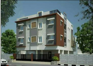 723 sqft, 2 bhk Apartment in Builder sri vinayaga homes Bharathi Nagar, Chennai at Rs. 39.0348 Lacs