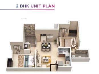 1135 sqft, 2 bhk Apartment in Builder FLATS near Mahindra World City GstMainRoad Paranur, Chennai at Rs. 29.4987 Lacs