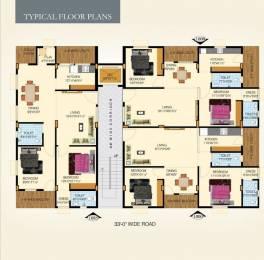 1000 sqft, 2 bhk Apartment in Builder Varun Vihar Vadlapudi, Visakhapatnam at Rs. 30.0000 Lacs