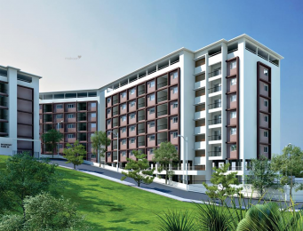 1710 sqft, 3 bhk Apartment in Bhandary Park Inn Kadri, Mangalore at Rs. 76.9500 Lacs