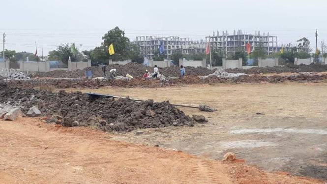 1800 sqft, Plot in Builder Fortune tandra Kothur, Hyderabad at Rs. 19.0000 Lacs