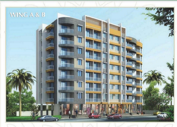 995 sqft, 2 bhk Apartment in Builder Saachi Pride Thakurli, Mumbai at Rs. 54.7250 Lacs