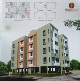 825 sqft, 2 bhk Apartment in Thakare Shrilaxmi Chambers Kosara, Chandrapur at Rs. 25.0000 Lacs