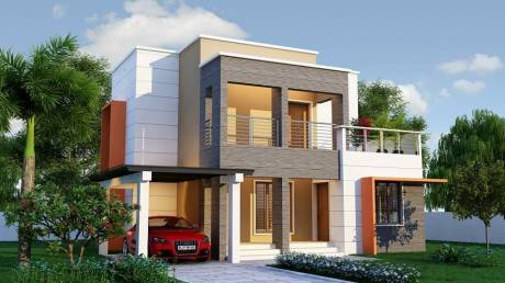 1123 sqft, 3 bhk Villa in Tulsi Greenfield Kakkanad, Kochi at Rs. 60.0000 Lacs