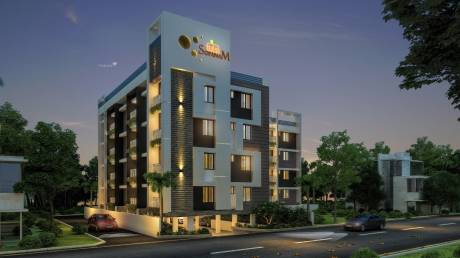 1020 sqft, 2 bhk Apartment in Builder Tulsi Sopanam Thripunithura, Kochi at Rs. 42.0000 Lacs