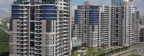 2200 sqft, 4 bhk Apartment in Unitech The Palms Sector 41, Gurgaon at Rs. 60000