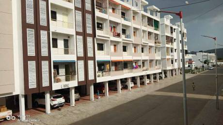 950 sqft, 2 bhk Apartment in Builder Project Madhuban Housing Society, Aurangabad at Rs. 22.0000 Lacs