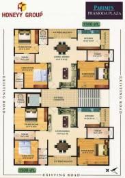 1500 sqft, 3 bhk Apartment in Builder parimis Simhapuri Colony, Visakhapatnam at Rs. 60.0000 Lacs