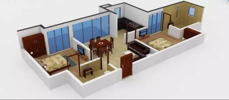 1050 sqft, 2 bhk Apartment in Ace Platinum Zeta 1 Zeta, Greater Noida at Rs. 38.0000 Lacs