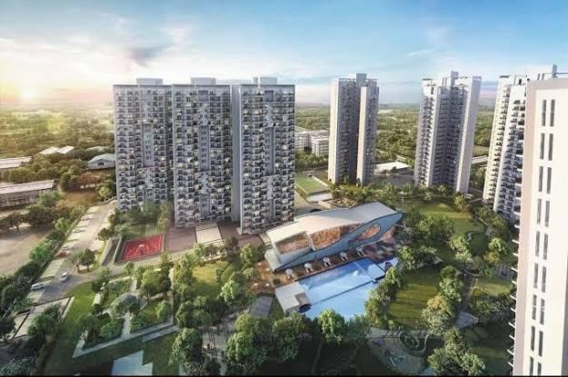 1527 sqft, 2 bhk Apartment in Godrej Nature Plus Sector 33 Sohna, Gurgaon at Rs. 78.0000 Lacs