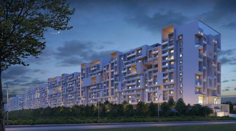 445 sqft, 1 bhk Apartment in Rohan Ananta Phase I Tathawade, Pune at Rs. 29.0000 Lacs