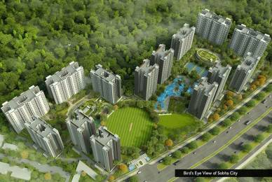 2343 sqft, 3 bhk Apartment in Sobha City Sector 108, Gurgaon at Rs. 2.7656 Cr