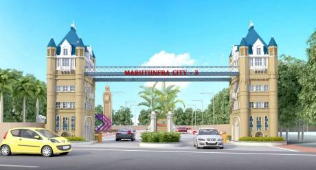 582 sqft, 2 bhk IndependentHouse in Fina Care Maruti Infra City Amleshwar, Raipur at Rs. 17.9500 Lacs