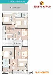 1075 sqft, 2 bhk Apartment in Builder Di home PM Palem Main Road, Visakhapatnam at Rs. 42.0000 Lacs