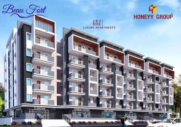 1425 sqft, 3 bhk Apartment in Builder Blue forth Bakkanapalem Road, Visakhapatnam at Rs. 49.8750 Lacs