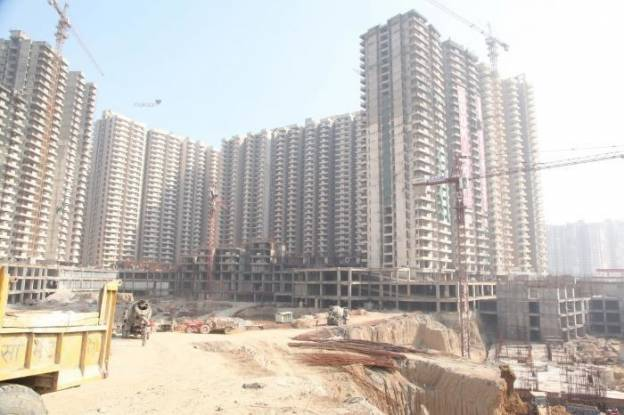 990 sqft, 2 bhk Apartment in Gaursons 14th Avenue Sector 16C Noida Extension, Greater Noida at Rs. 33.7000 Lacs