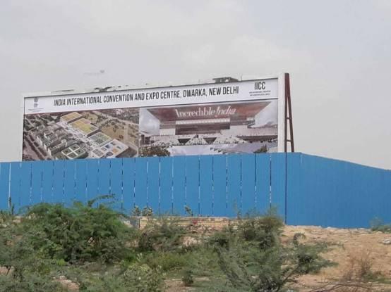 1180 sqft, 3 bhk Apartment in The Antriksh Eco Homes Zone L Dwarka, Delhi at Rs. 51.9200 Lacs